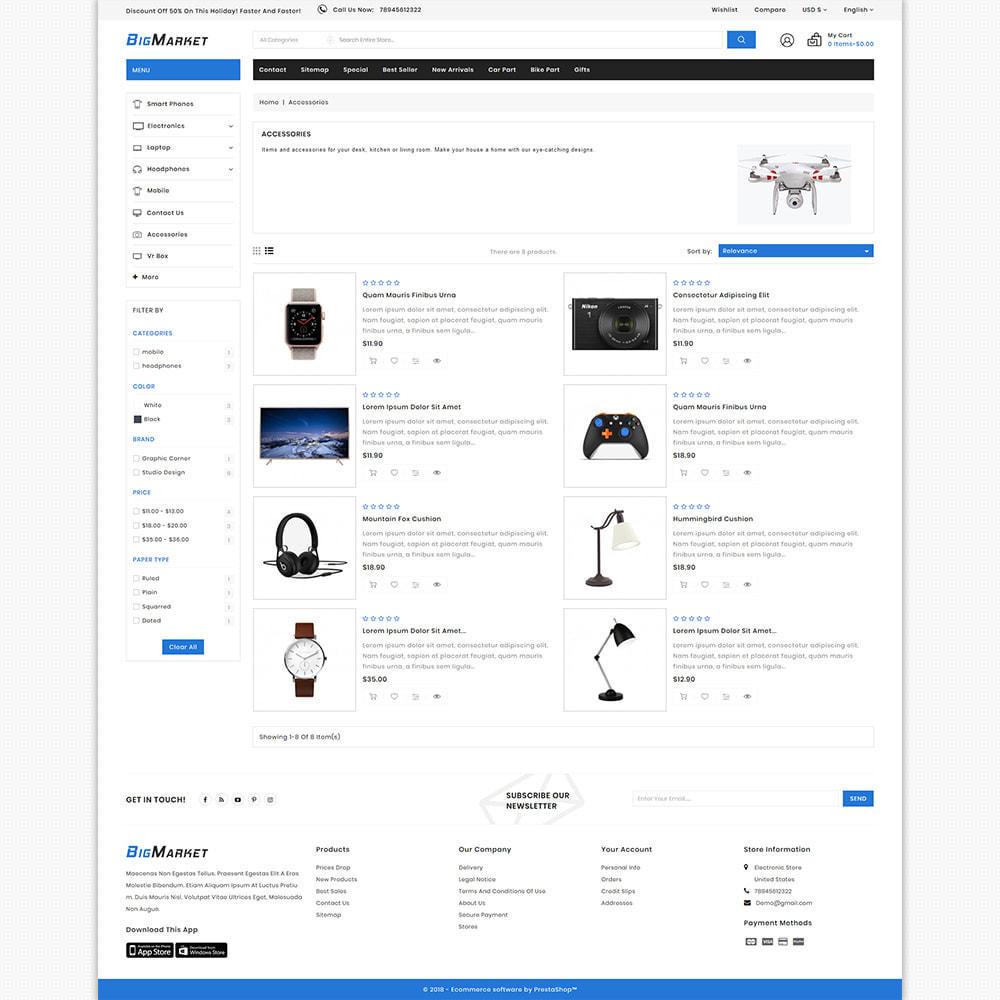 theme - Electronics & Computers - BigMarket - Best Electronics Super Store - 4