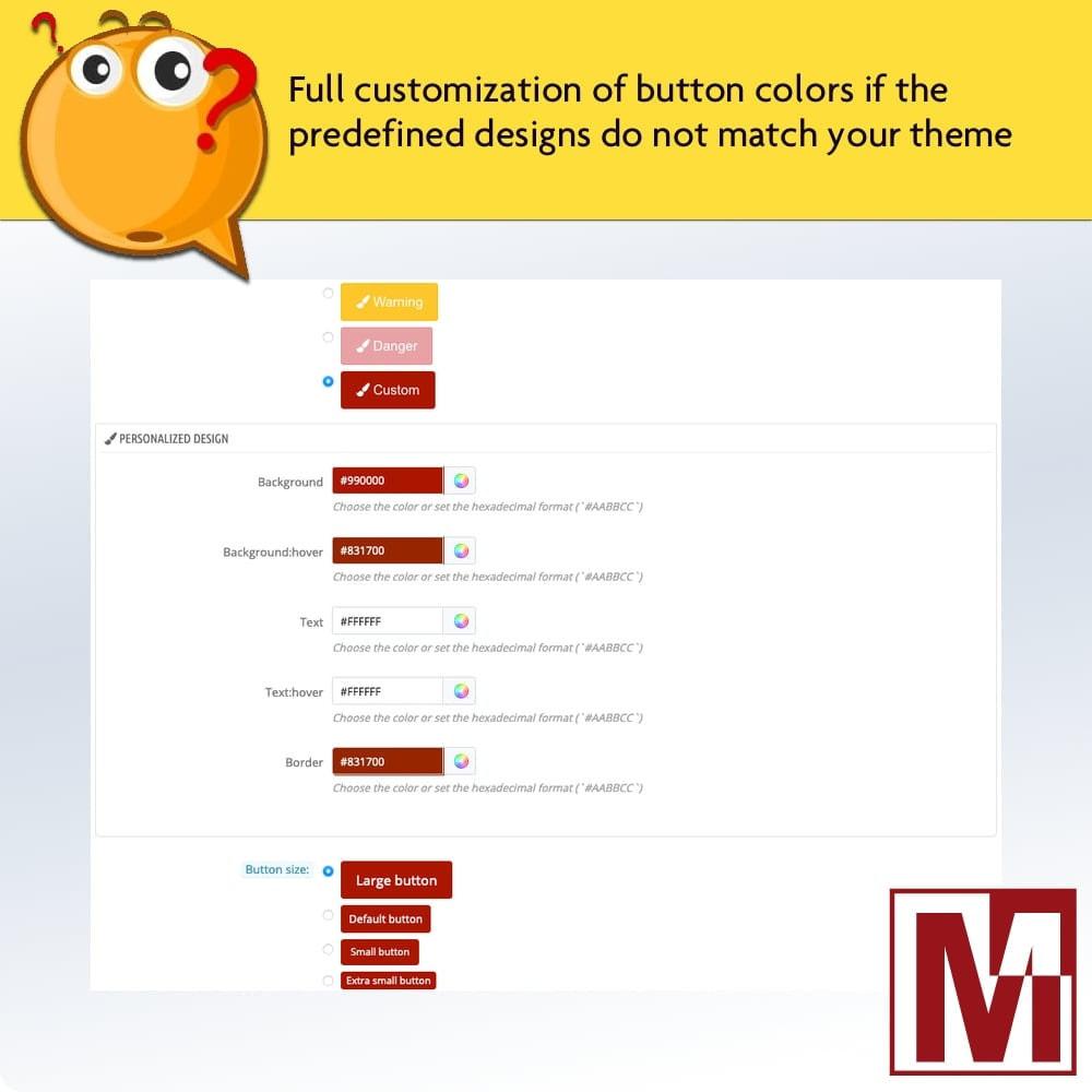 module - Formulário de contato & Pesquisas - Dynamic contact form on product page - 6