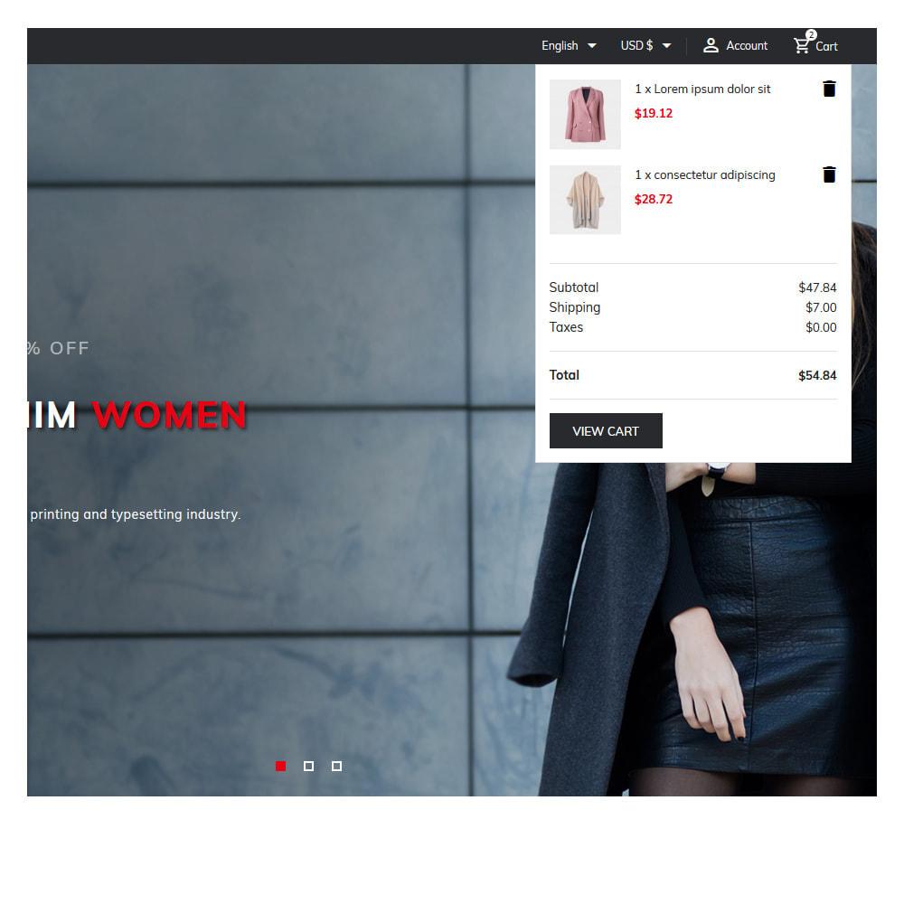 theme - Fashion & Shoes - Grayson Minimal Store - 7