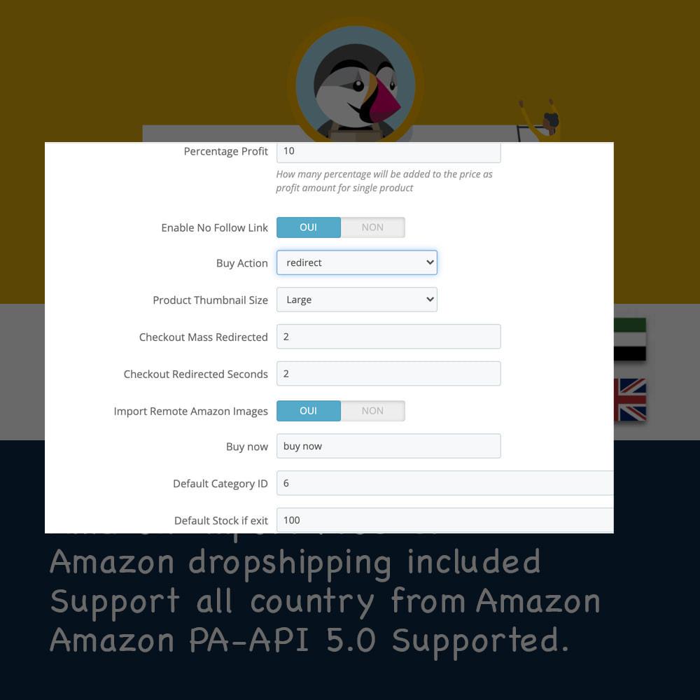 module - Dropshipping - Amazon Affiliates - 4