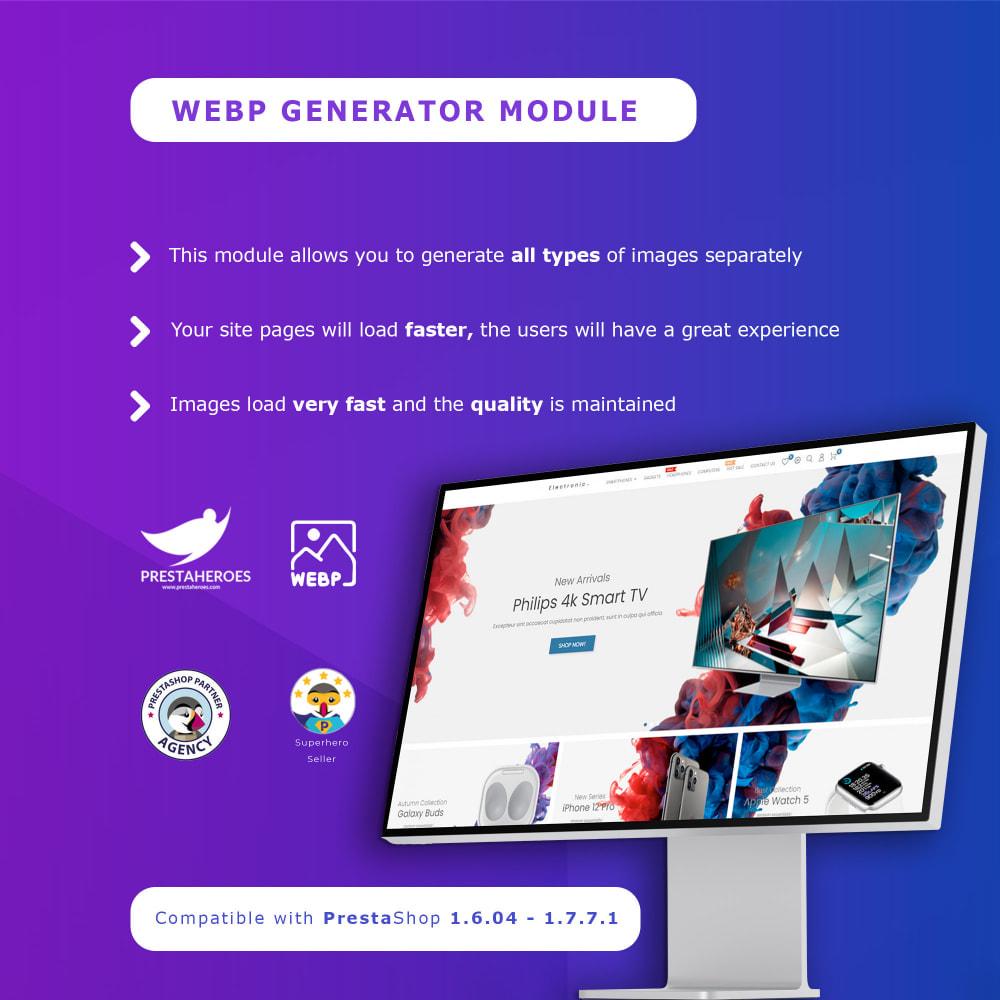 module - Website Performance - WebP image converter for Google Page Speed Optimization - 2