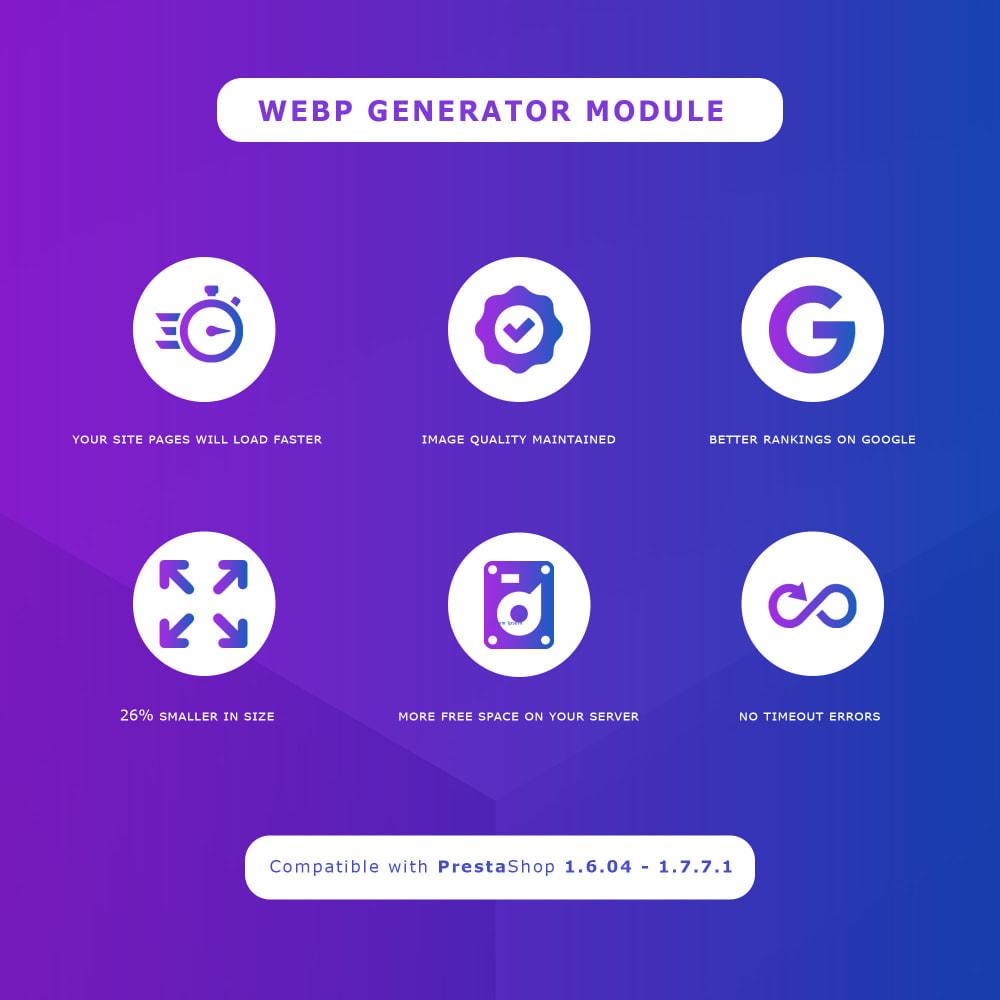 module - Website Performance - WebP image converter for Google Page Speed Optimization - 4