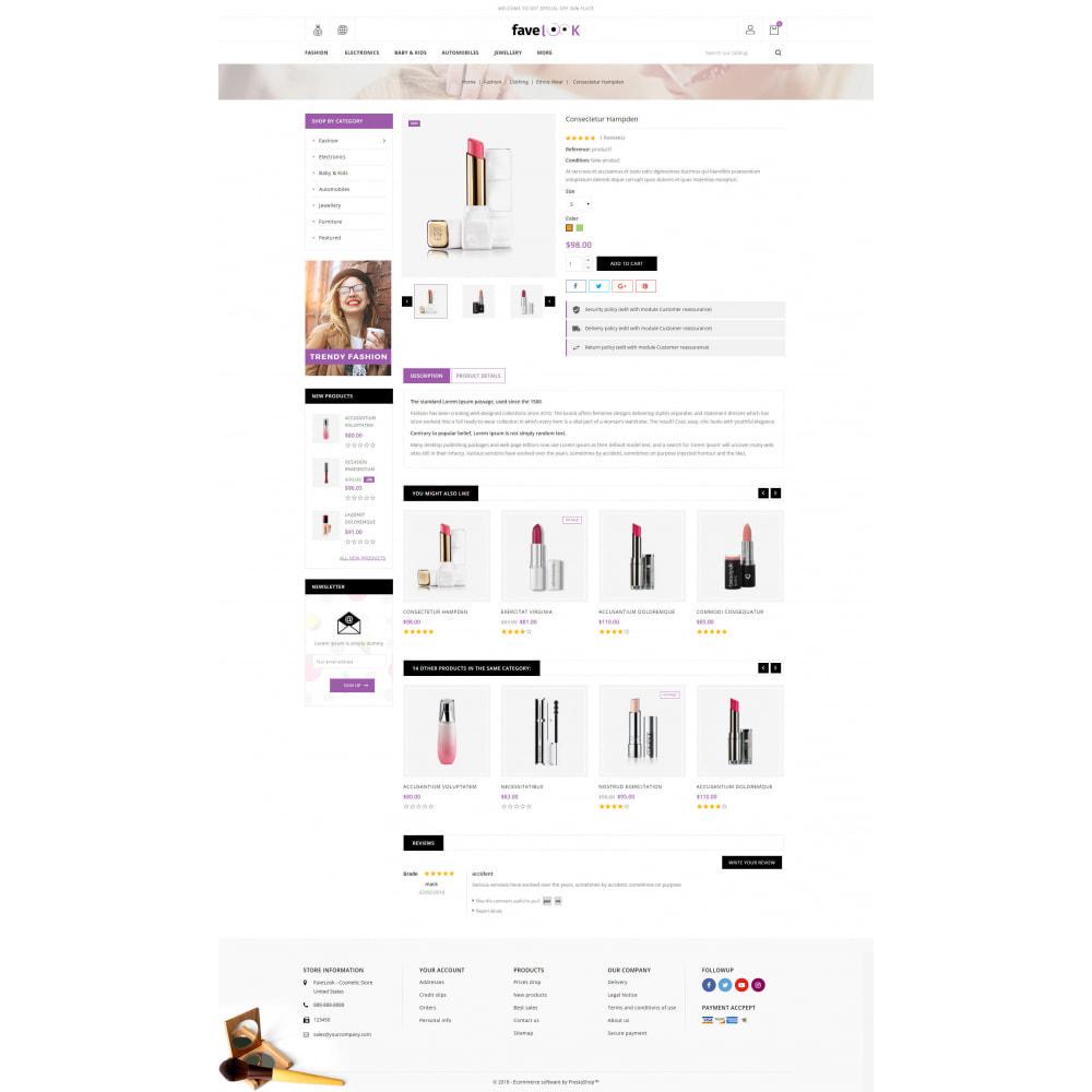 theme - Gezondheid & Schoonheid - Favelook - Beauty Store - 5
