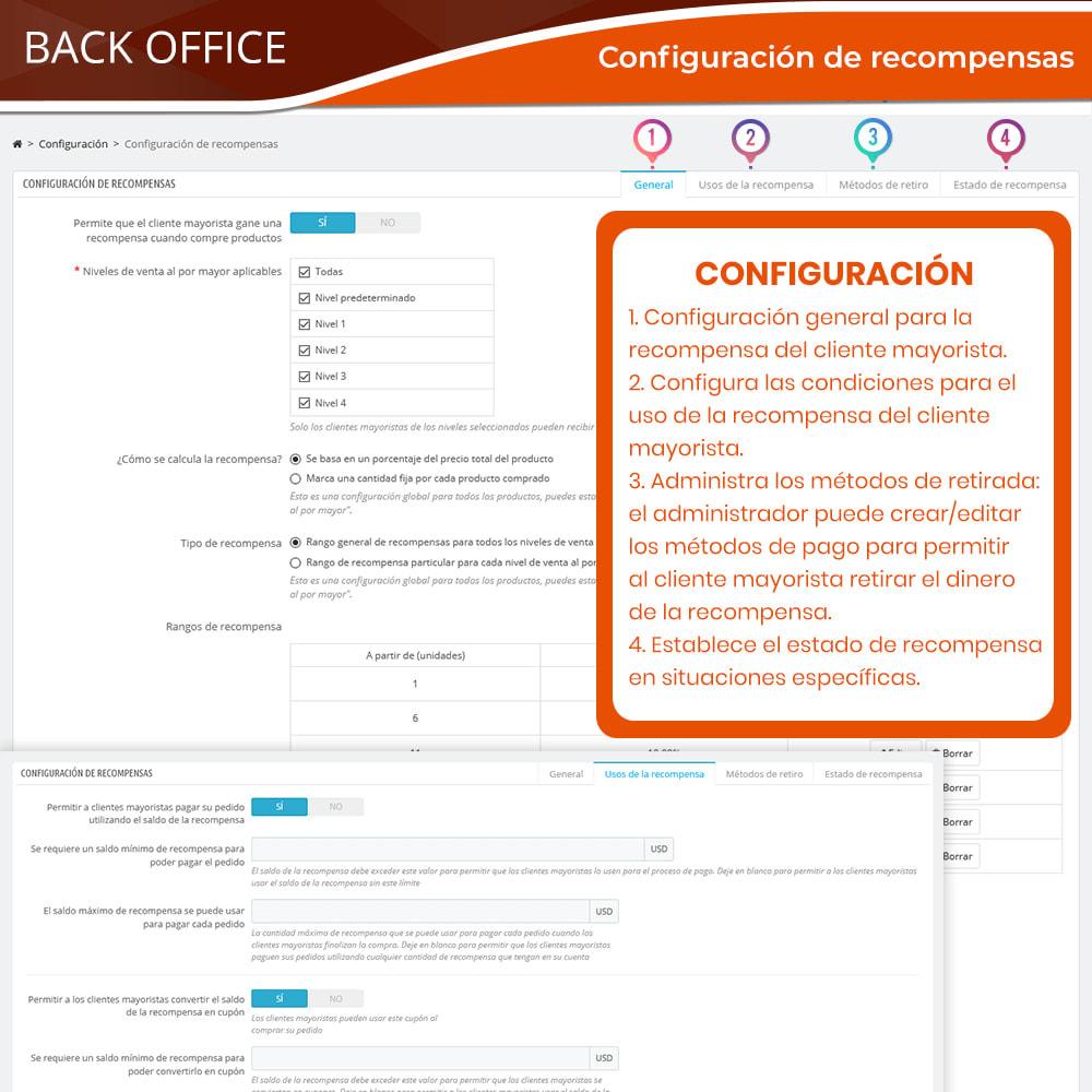 module - Ventas Privadas y Ventas Flash - Wholesale B2B: Plataforma experto de venta al por mayor - 20