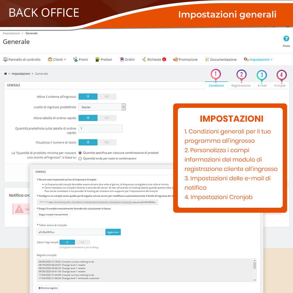 module - Flash & Private Sales - Wholesale B2B - Piattaforma all'ingrosso professionale - 19