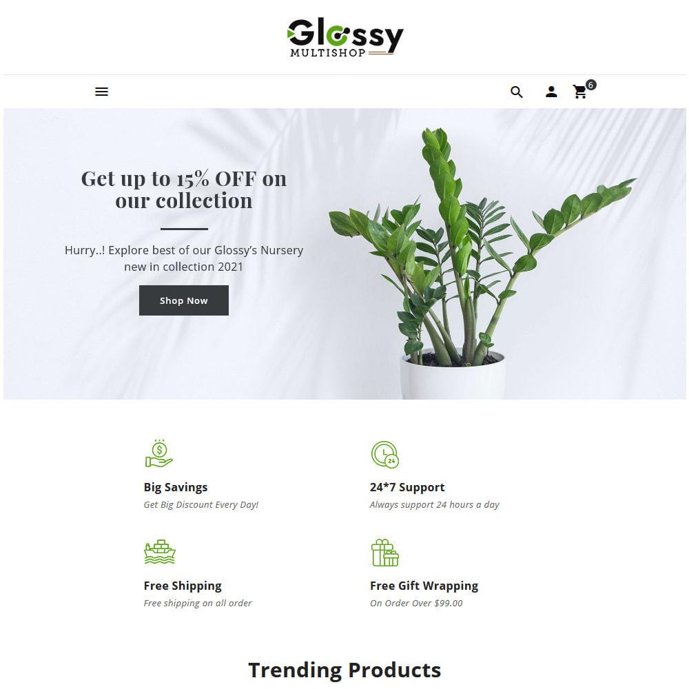 theme - Maison & Jardin - Glossy Nursery Plant & Tools - 4
