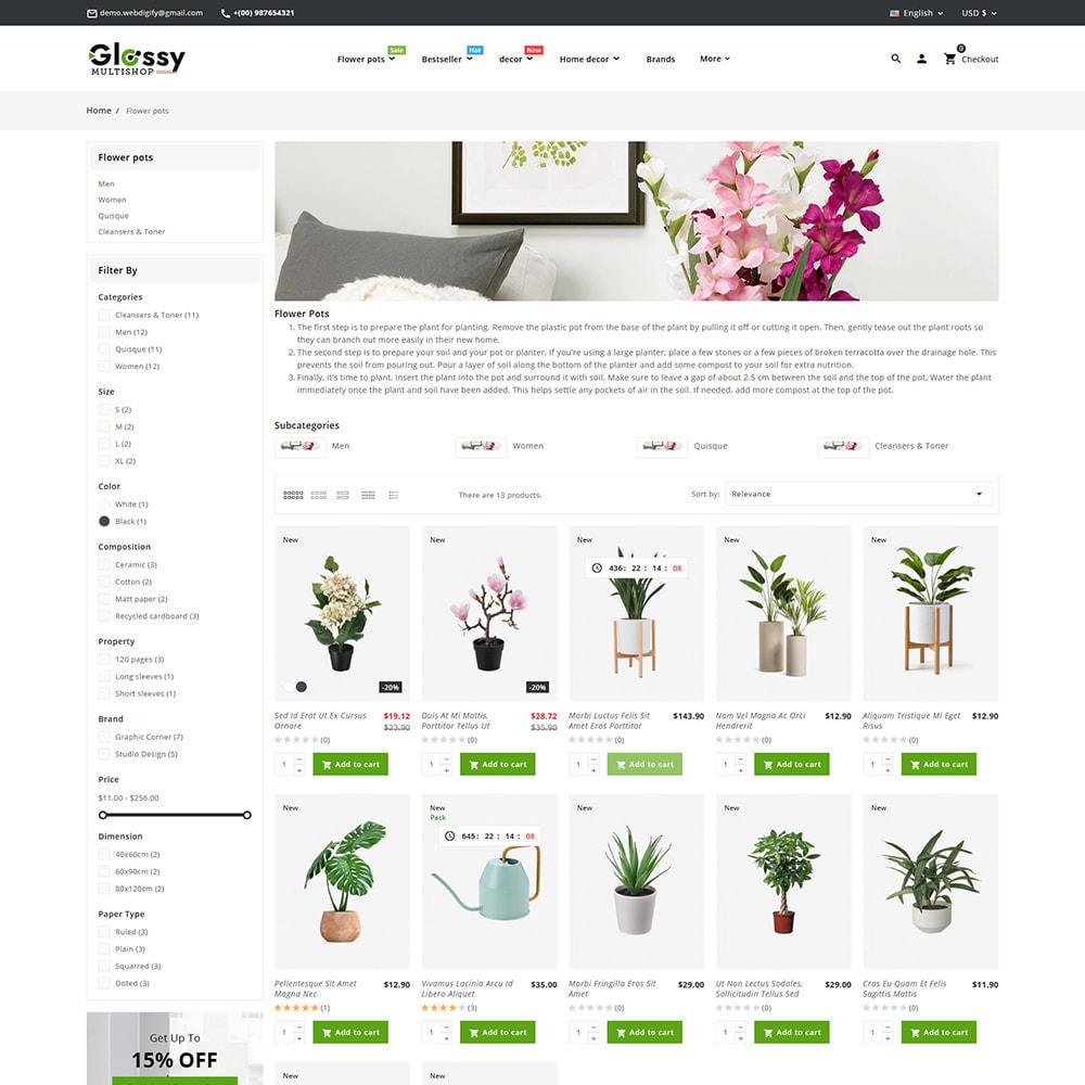 theme - Maison & Jardin - Glossy Nursery Plant & Tools - 7