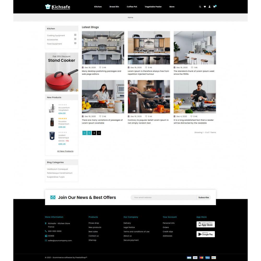 theme - Home & Garden - Online Kitchen Store - 9
