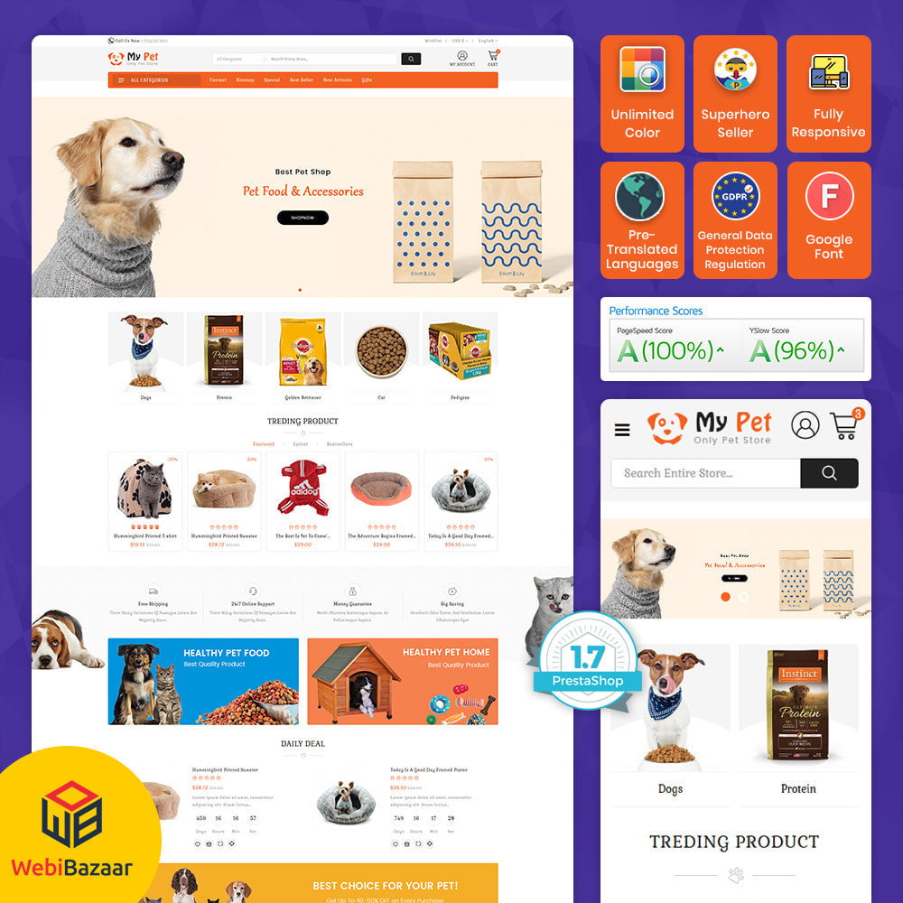 theme - Animaux - My Cute Pet  Store - Specials Pet Store - 1