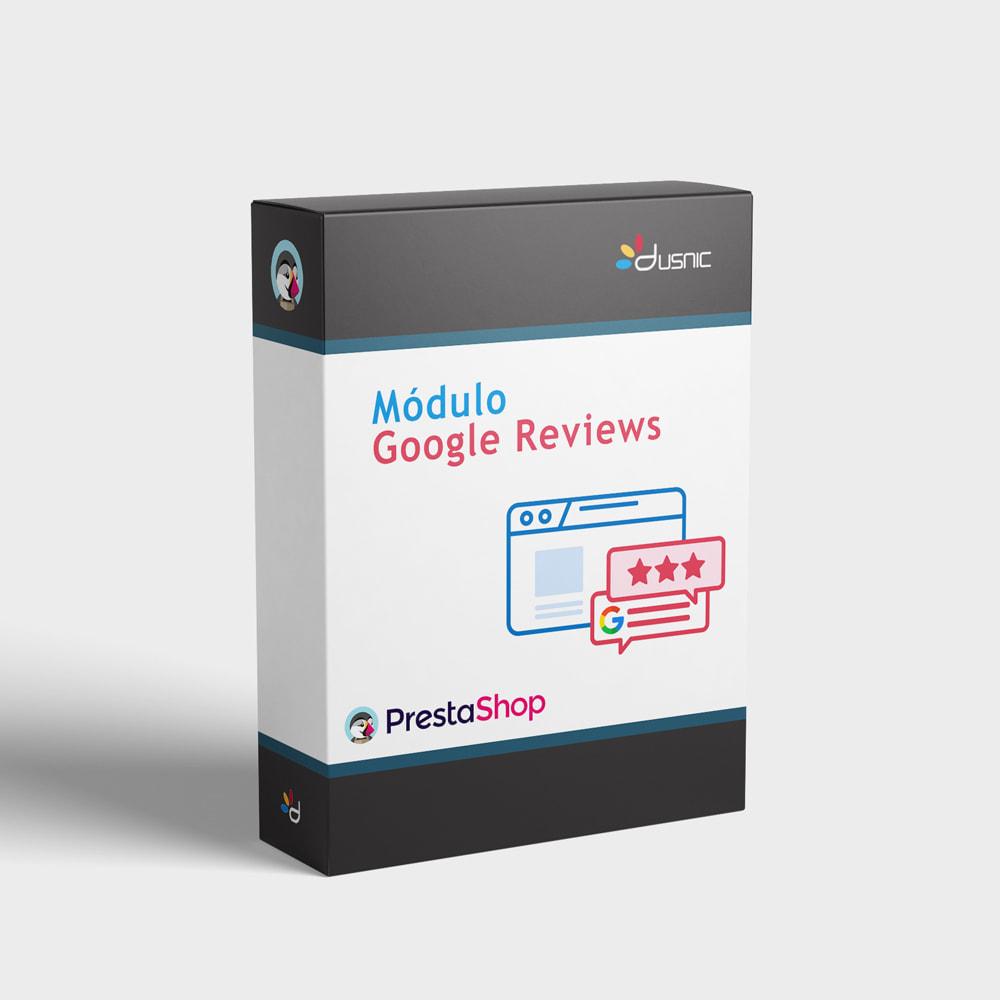 module - Comentarios de clientes - Obtén valoraciones y reseñas en Google - 1