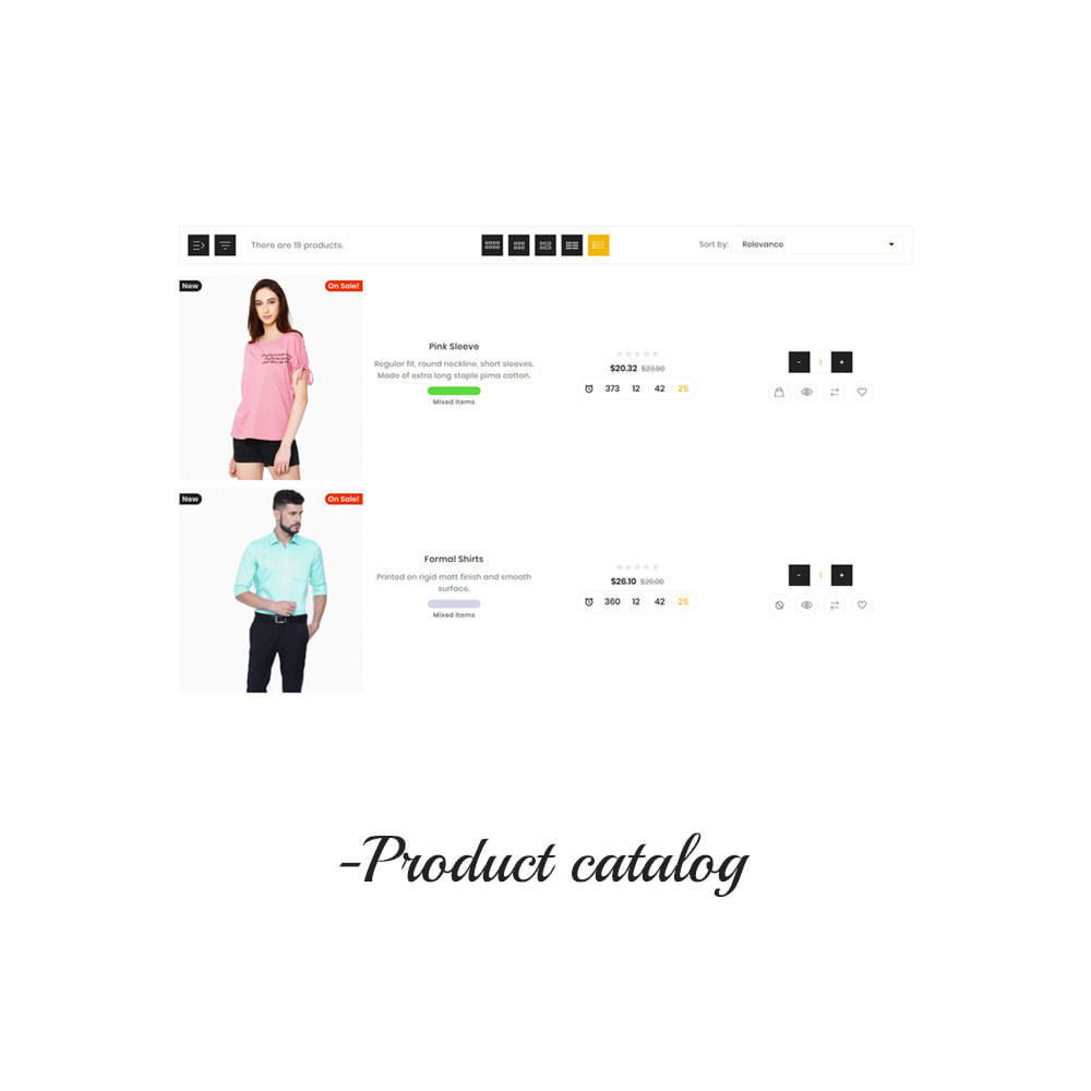 theme - Fashion & Shoes - Arrow–Fashion Store - 11