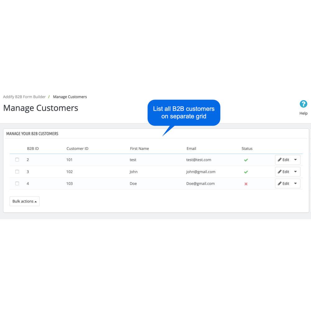 module - Registration & Ordering Process - B2B Custom Registration Forms Builder - 10