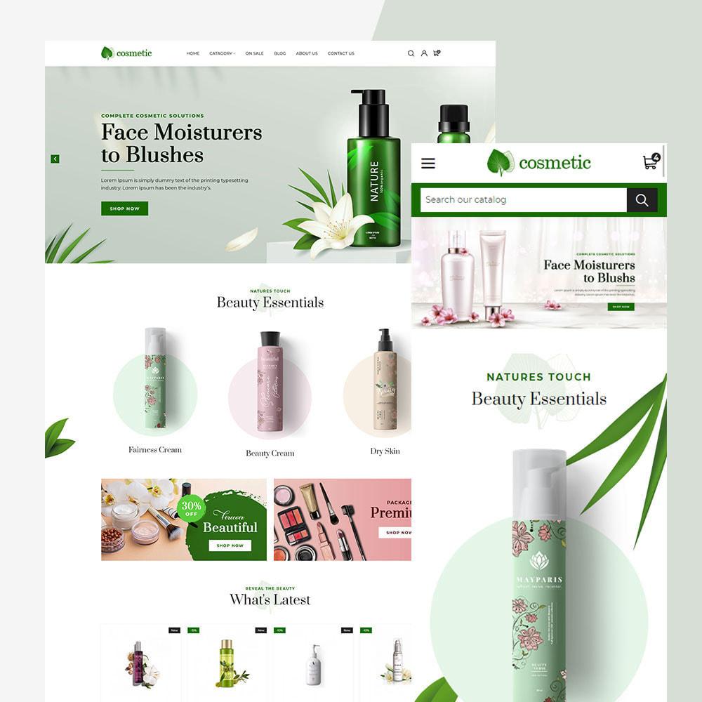 theme - Santé & Beauté - Cosmetic - Minimal Modern Store - 2