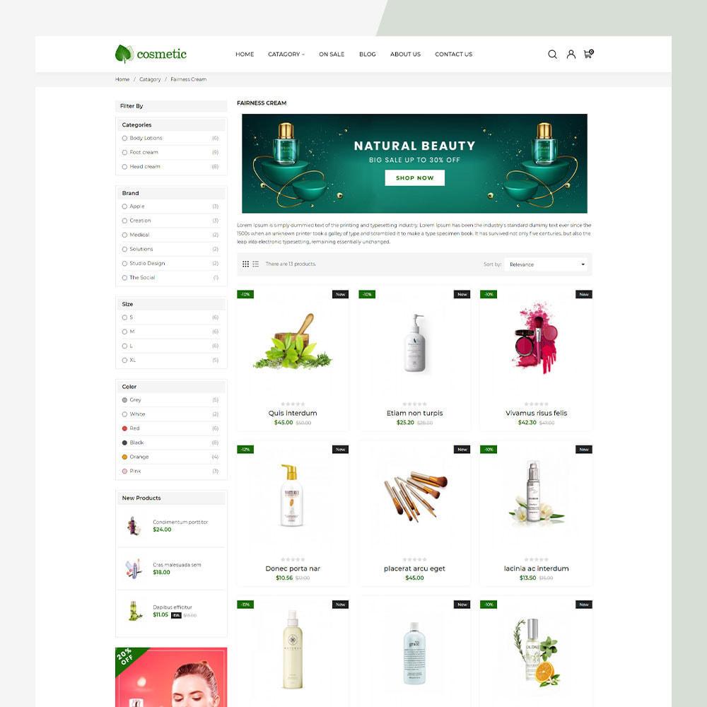 theme - Santé & Beauté - Cosmetic - Minimal Modern Store - 5
