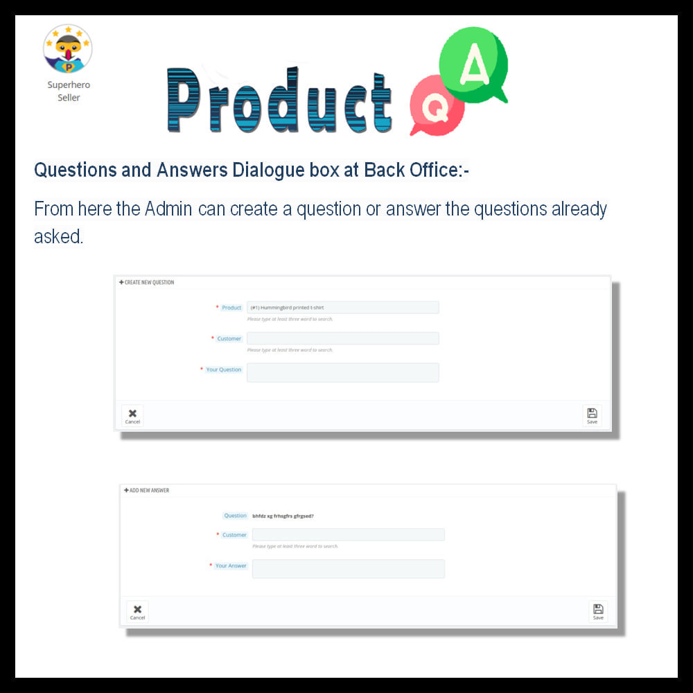 module - FAQ (Frequently Asked Questions) - Product Questions and Answers - 10
