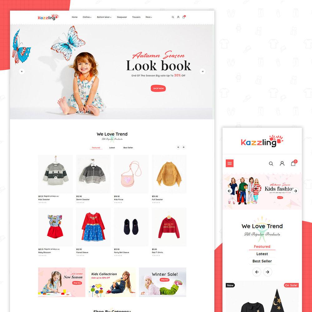 theme - Moda y Calzado - Kazzling Kids and Toy Fashion Store - 1