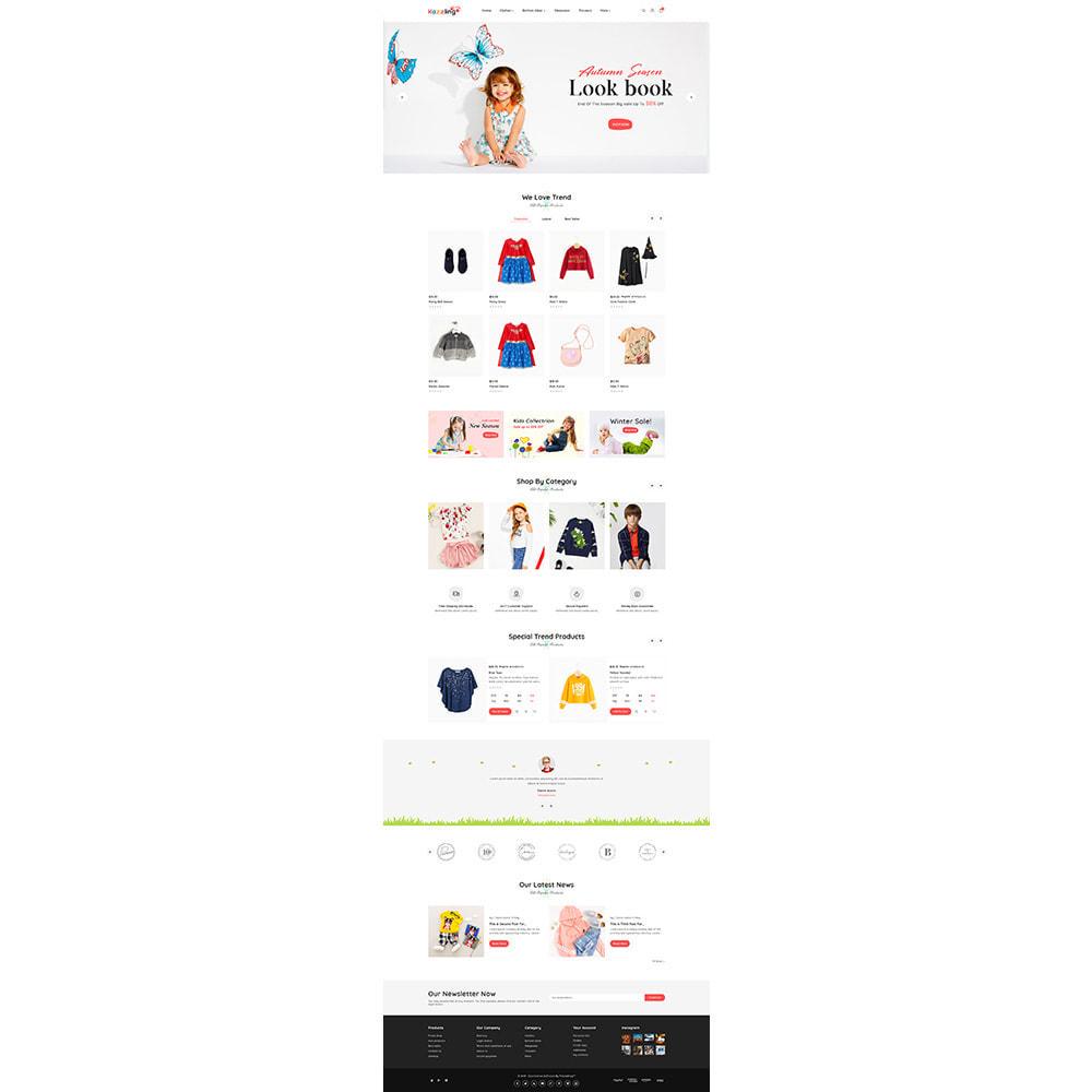 theme - Moda y Calzado - Kazzling Kids and Toy Fashion Store - 2