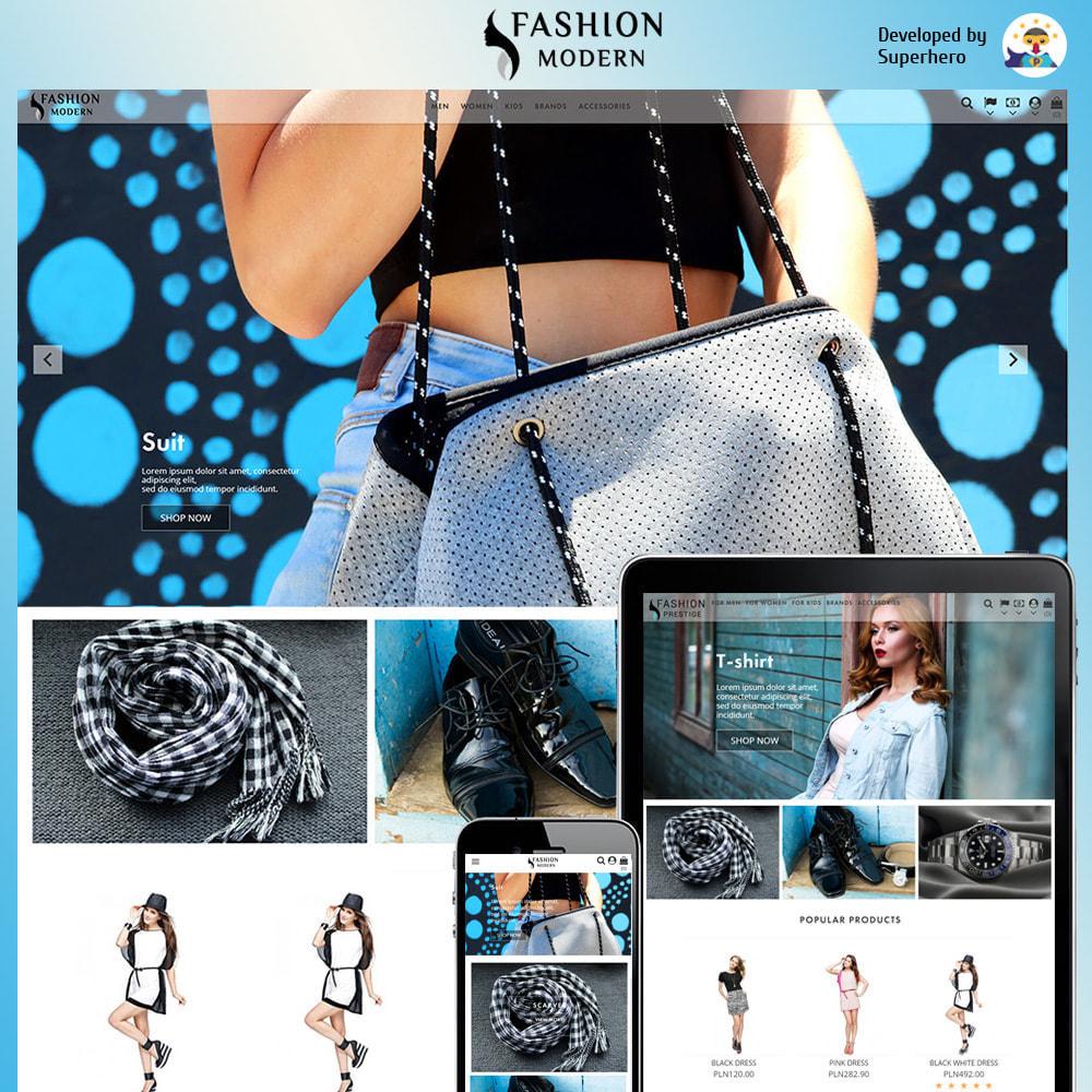 theme - Moda & Calzature - Modern Fashion - 1