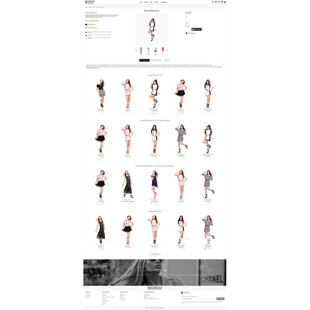 theme - Moda & Calzature - Modern Fashion - 3