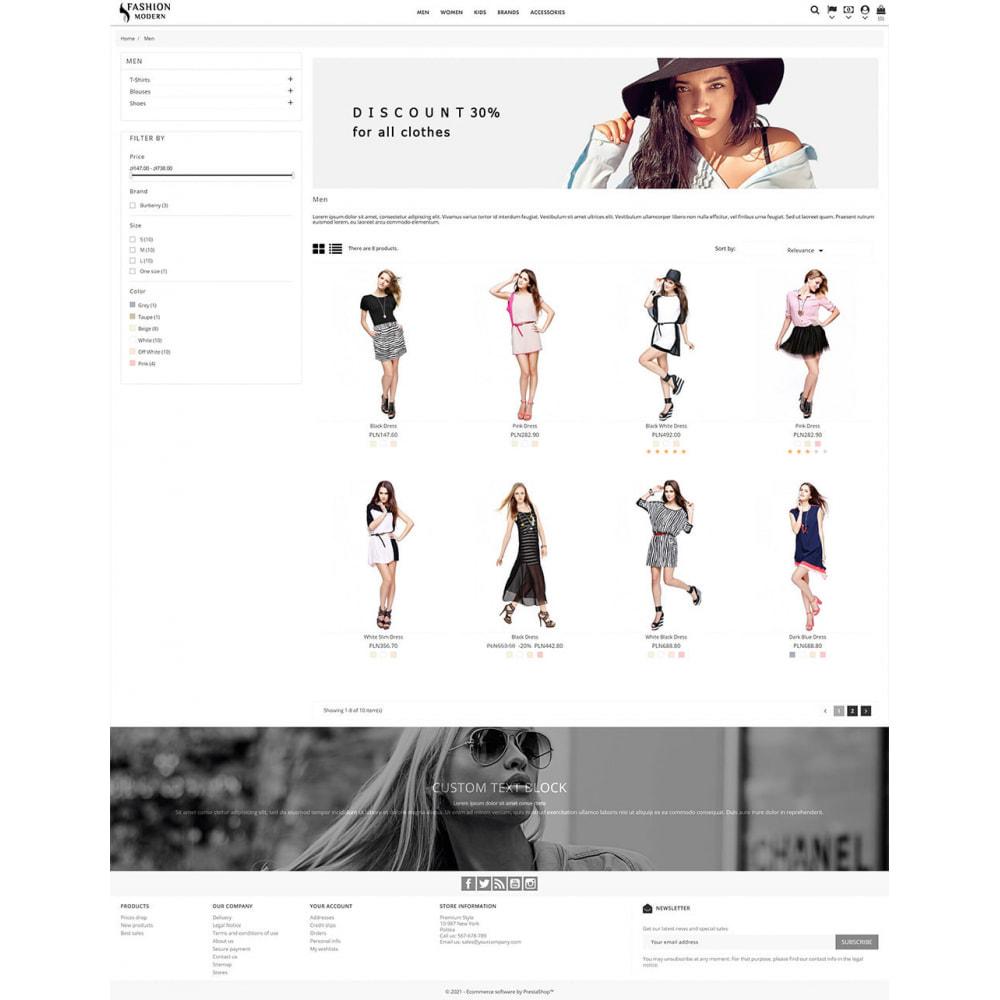 theme - Moda & Calzature - Modern Fashion - 4