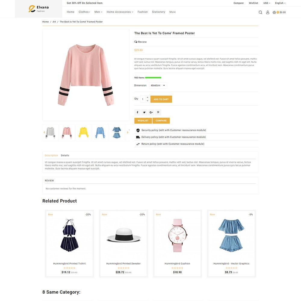 theme - Moda y Calzado - Elvana - Fashion & Clothing Shop - 3