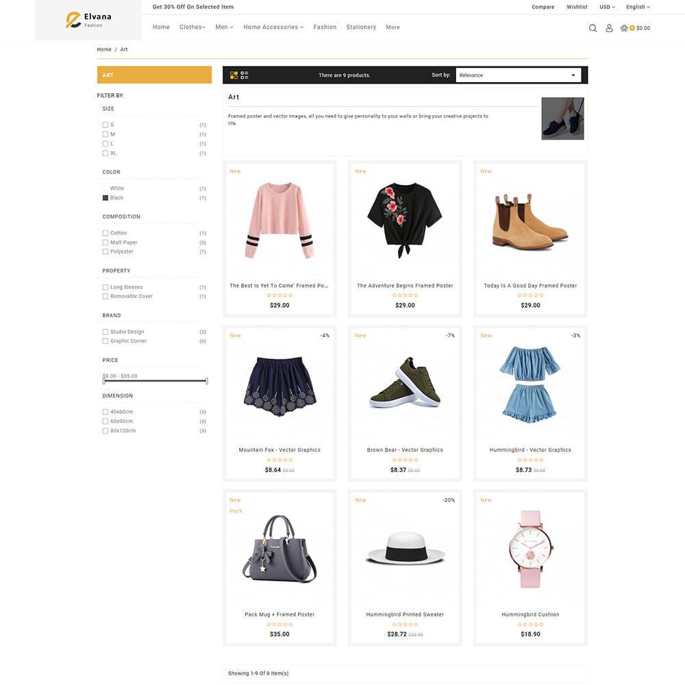 theme - Moda y Calzado - Elvana - Fashion & Clothing Shop - 7