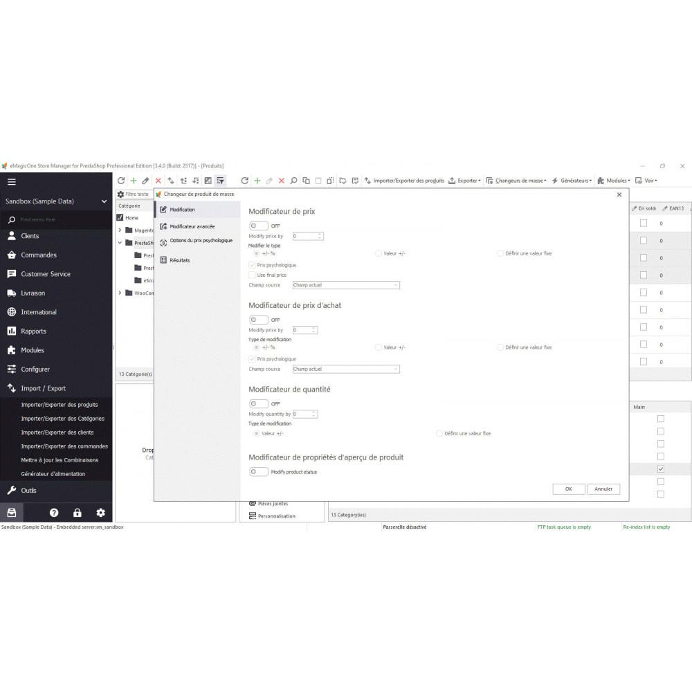 module - Connexion à un logiciel tiers (CRM, ERP...) - Store Manager - 3