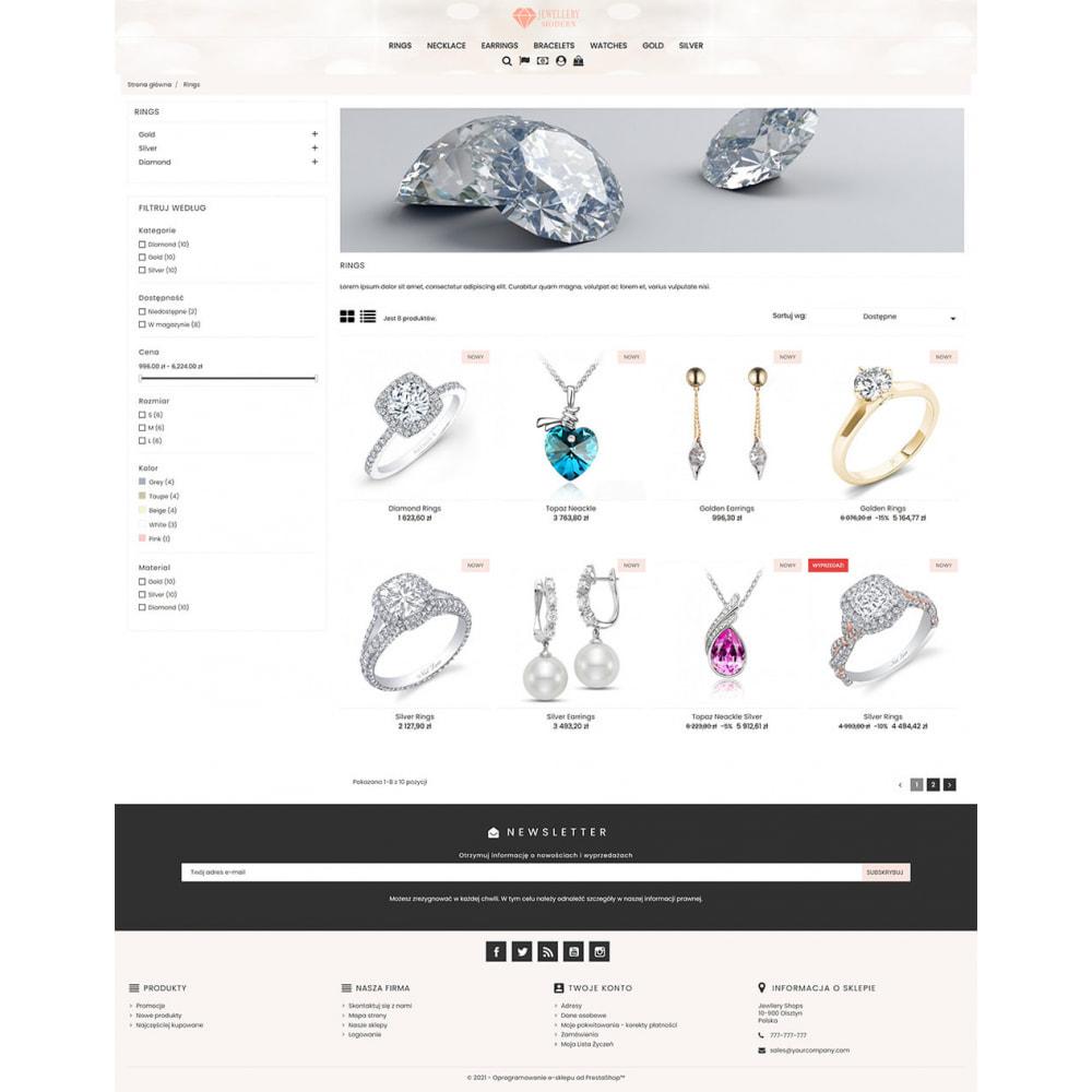 theme - Biżuteria & Akcesoria - Modern Jewellery - 5