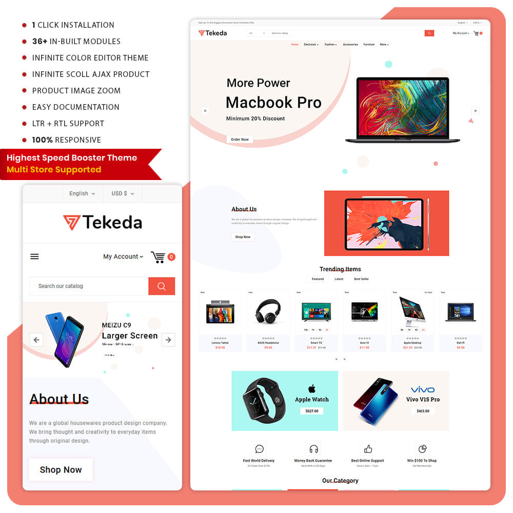 theme - Electronics & Computers - Electro Tekeda– Electronic Big Mall - 1