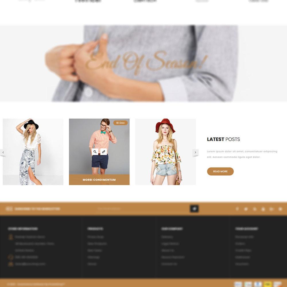theme - Fashion & Shoes - Poshak - Fashion Shop - 6