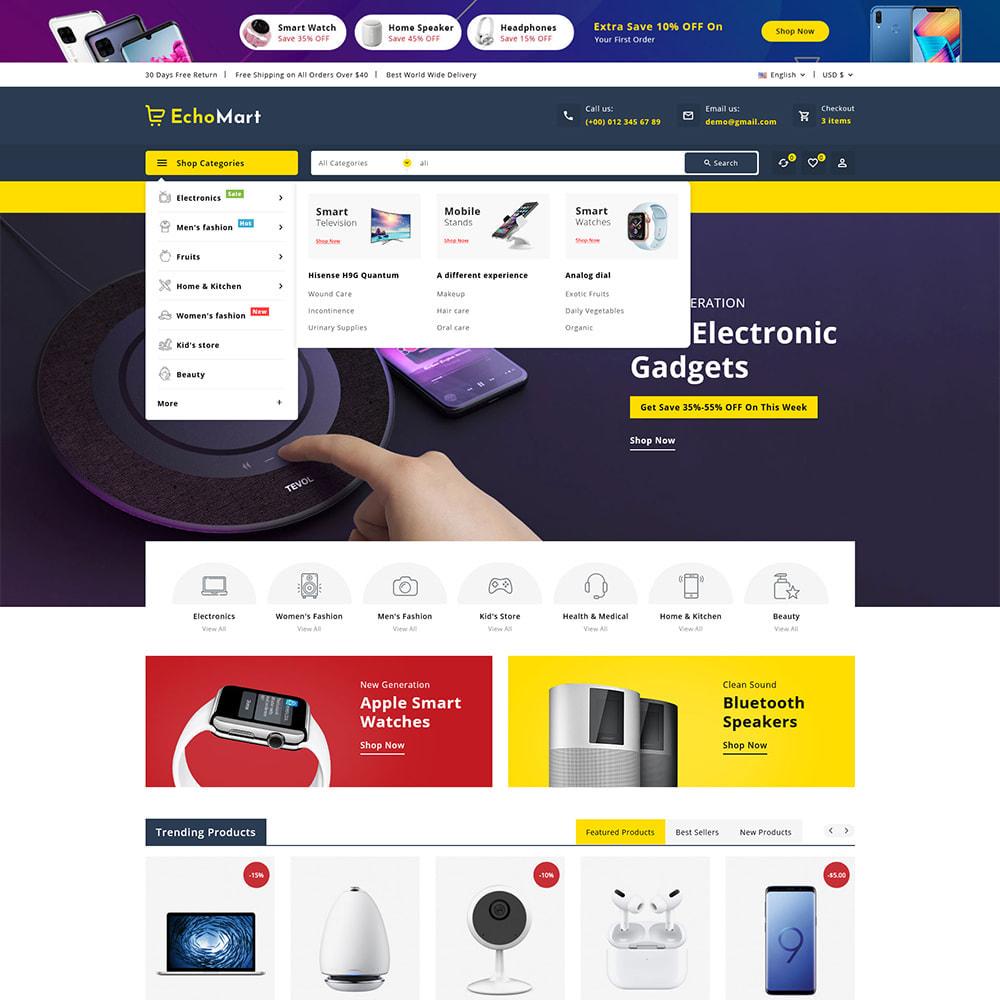 theme - Electronique & High Tech - Echomart - Electronic Super Store - 13