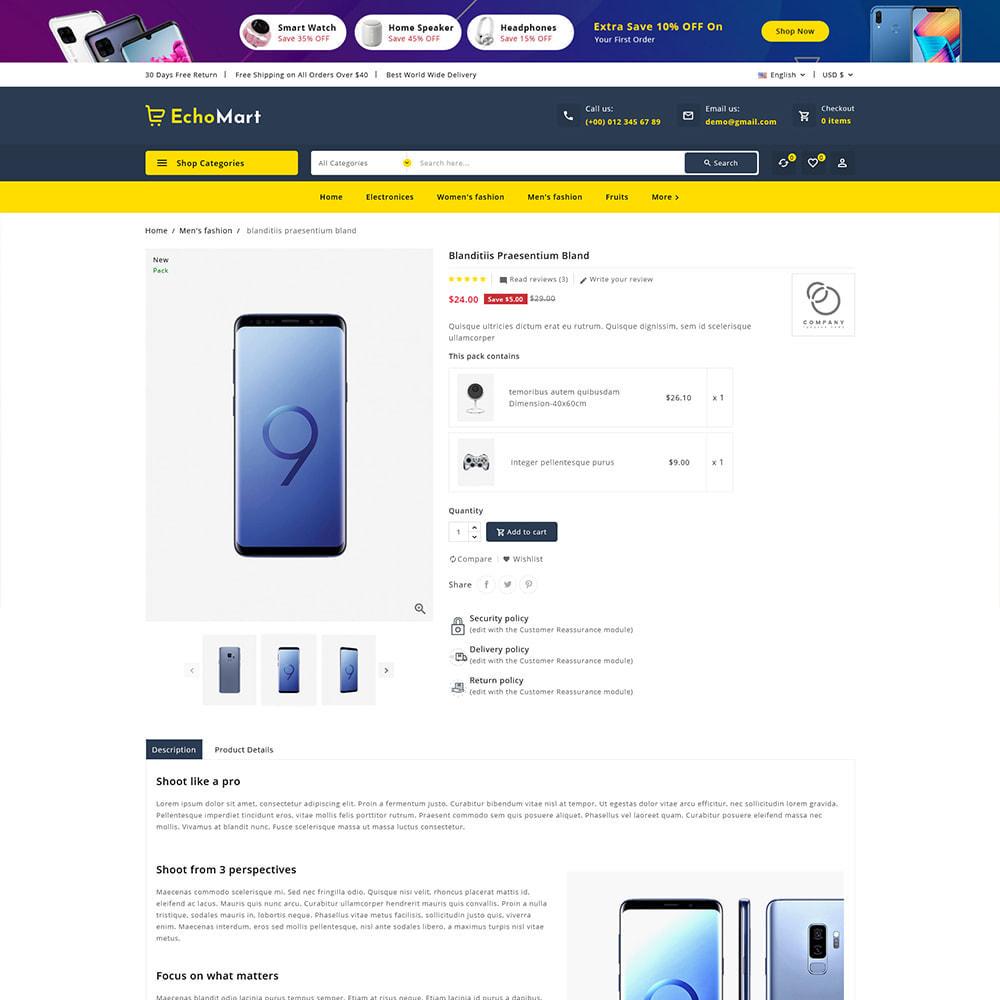 theme - Electronique & High Tech - Echomart - Electronic Super Store - 14