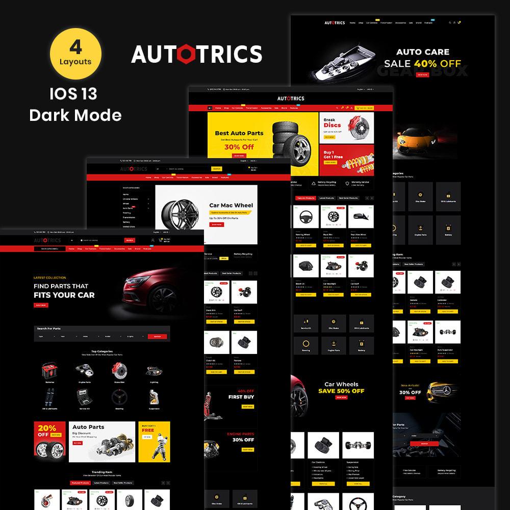 theme - Auto & Moto - Autotricas Cars–AutoPart Mega–Moto Shop - 3