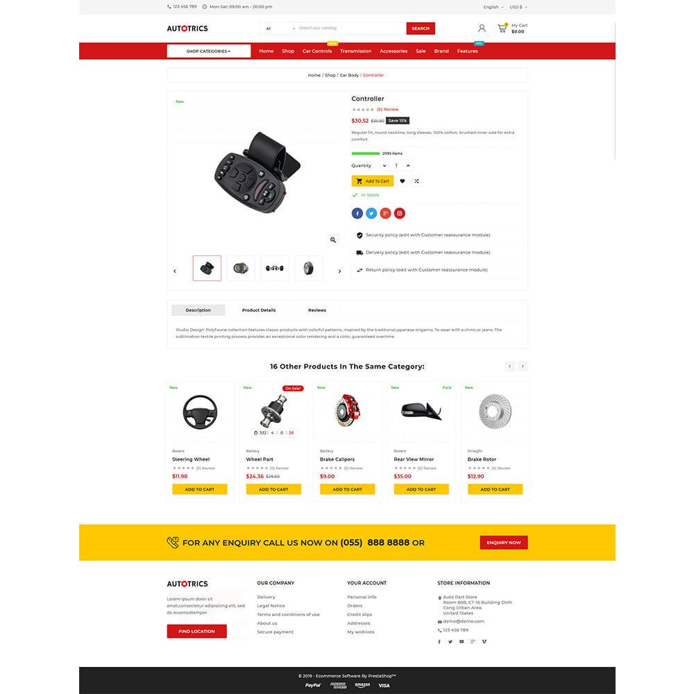 theme - Auto & Moto - Autotricas Cars–AutoPart Mega–Moto Shop - 6