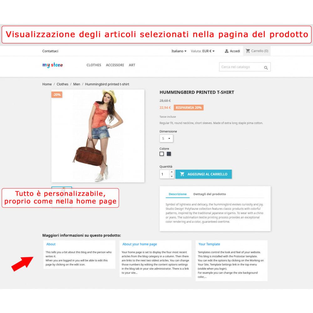 module - Marketplace - Integrazione bilaterale PrestaShop e Joomla! - 2