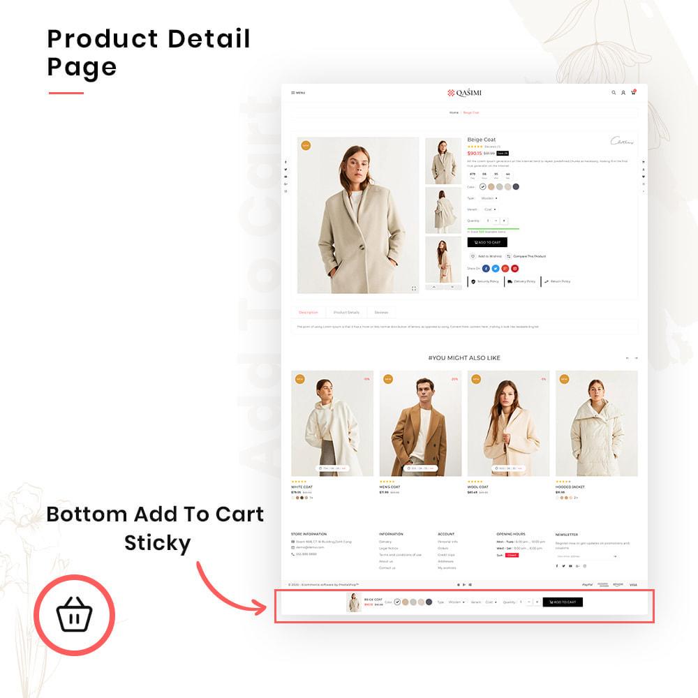 theme - Мода и обувь - QASIMI Mega Fashion–Style Super Store - 4