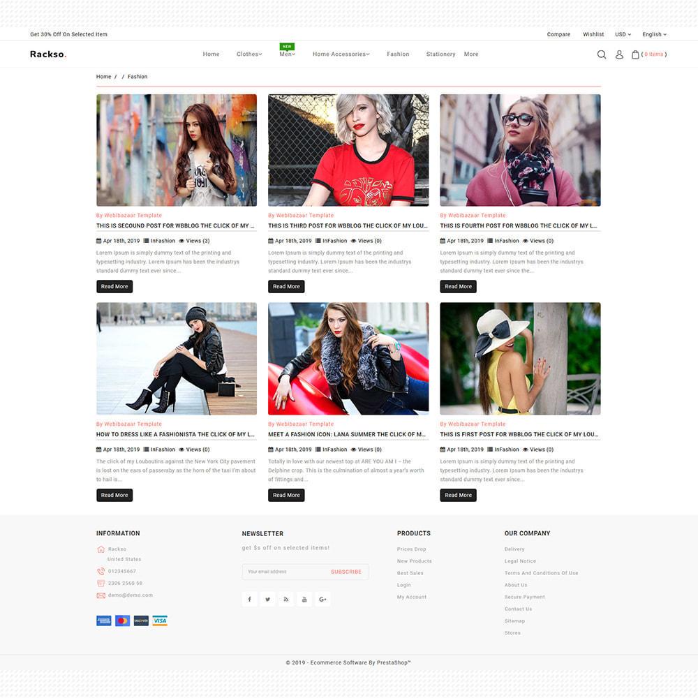 theme - Mode & Schoenen - Rackso - Multipurpose Fashion - 7