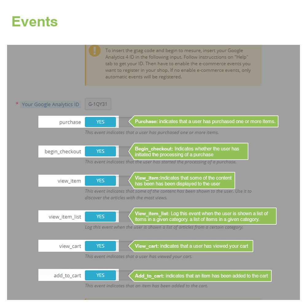 module - Analytics & Statistics - Google Analytics 4 - 3