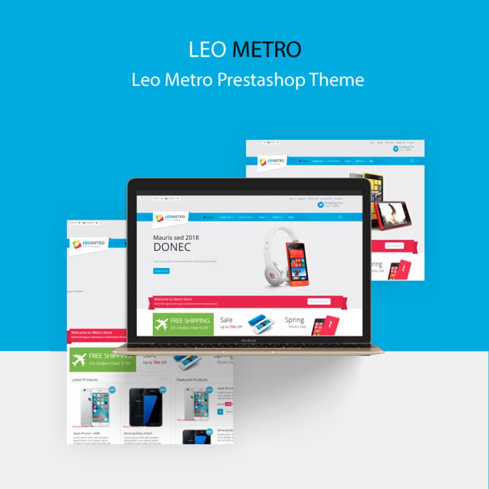 theme - Electronique & High Tech - Bos Metro - 1