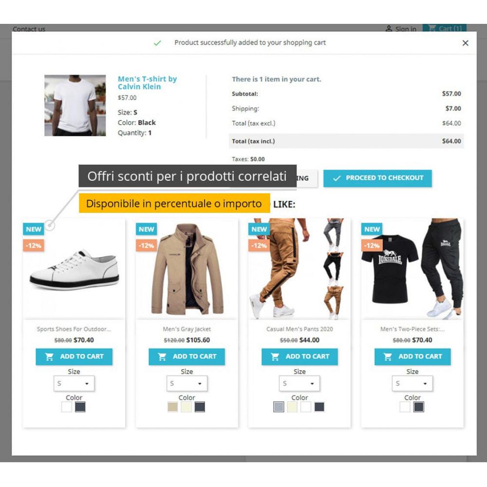 module - Cross-selling & Product Bundle - Cross Selling PRO - 4