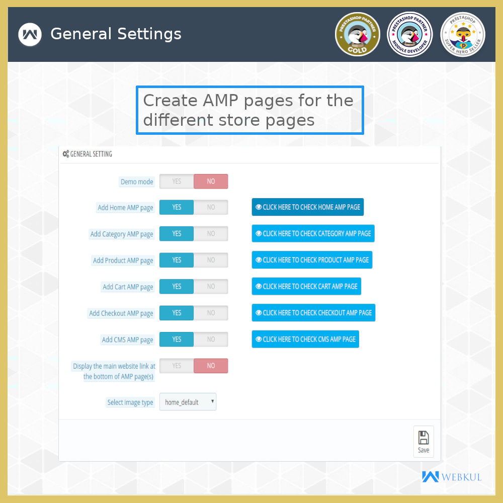 module - Мобильный телефон - AMP - Accelerated Mobile Pages (With Checkout) - 5