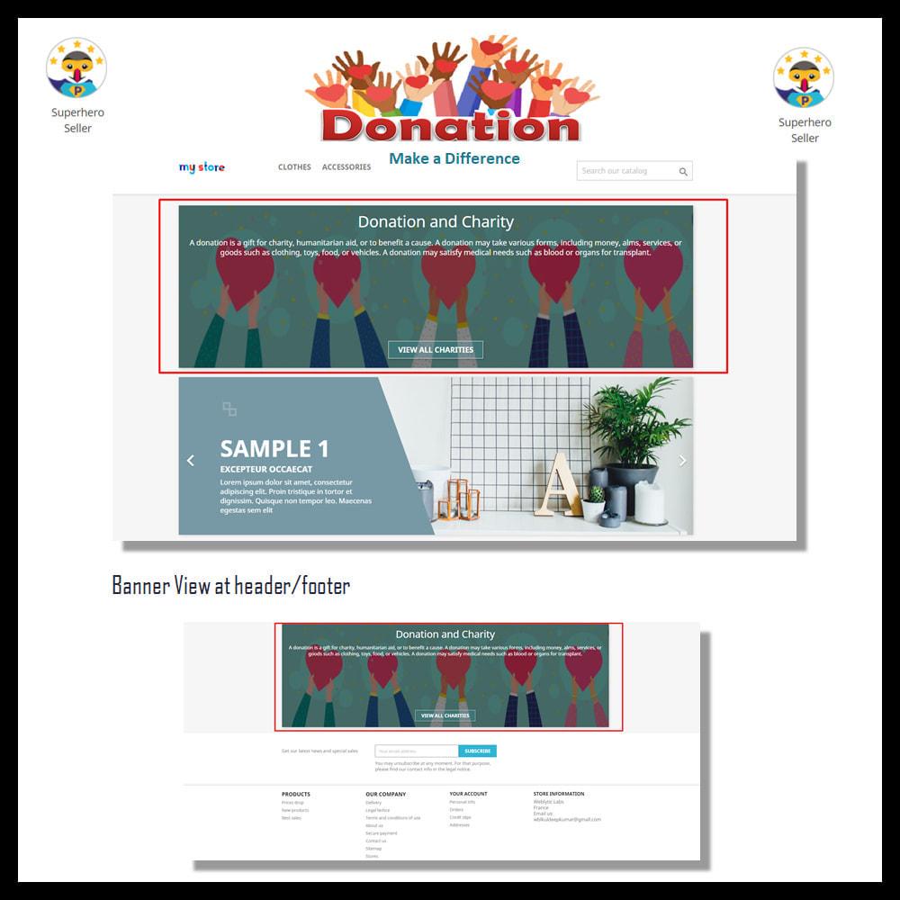 module - Andere betaalmethodes - Donation - 11