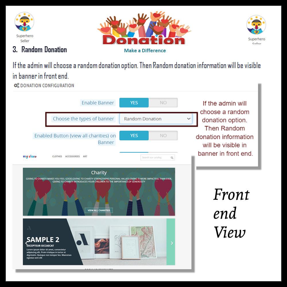 module - Andere betaalmethodes - Donation - 13
