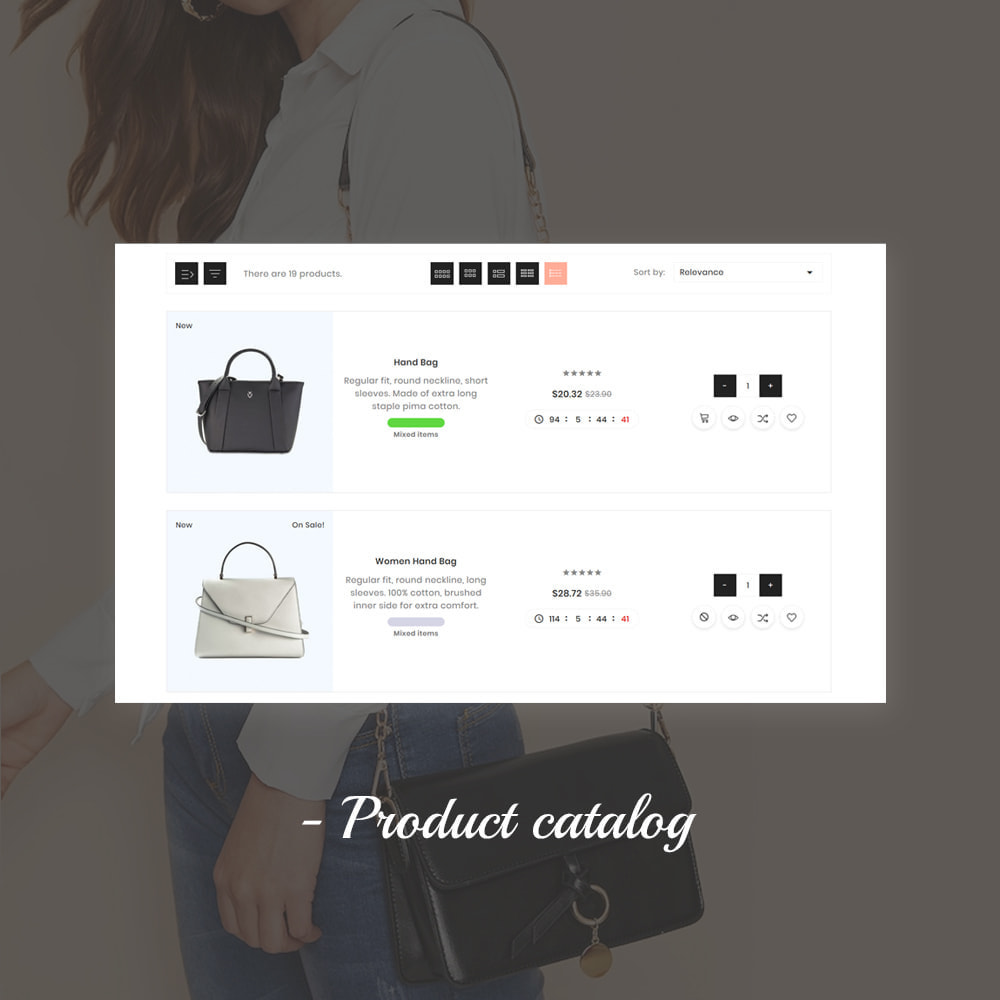 theme - Mode & Chaussures - Zebra Fashion Store - 11