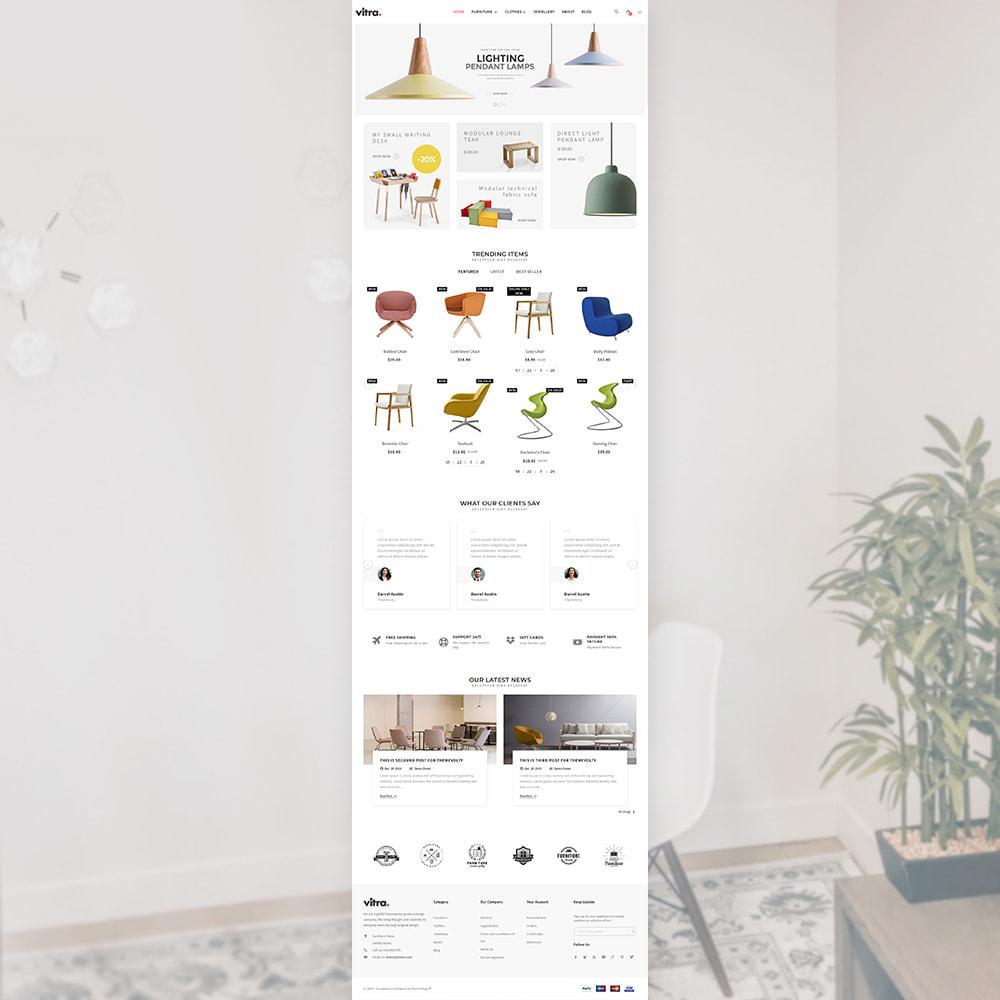 theme - Maison & Jardin - Vitra The Morden Furniture Store - 2