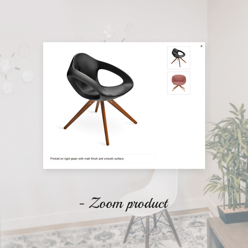 theme - Maison & Jardin - Vitra The Morden Furniture Store - 6