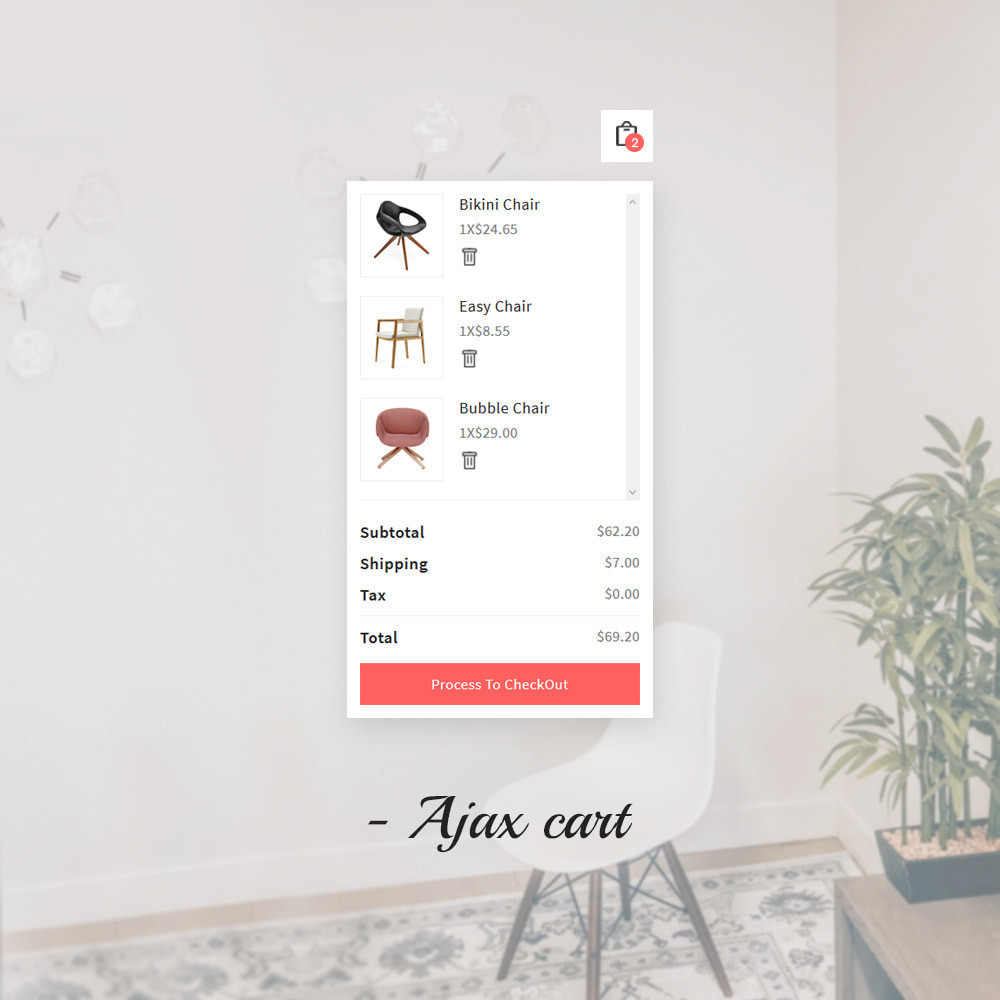 theme - Maison & Jardin - Vitra The Morden Furniture Store - 8