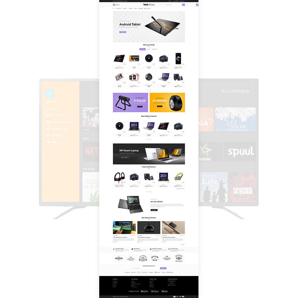theme - Electronique & High Tech - Tech Shop Electronic Store - 2