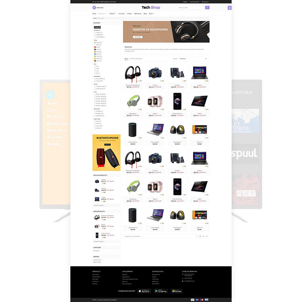 theme - Electronique & High Tech - Tech Shop Electronic Store - 3