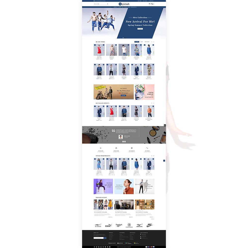 theme - Mode & Chaussures - StyleHub Fashion Mall - 2